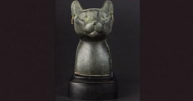 Bronzana mačka iz Starog Egipta prodata na aukciji za 52 hiljade funti!