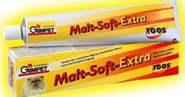 Gimpet Malt-Soft Extra pasta za izbacivanje dlaka