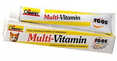 Gimpet Multi-Vitamin pasta