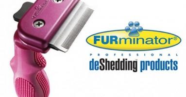 Furminator DELUXE Pink