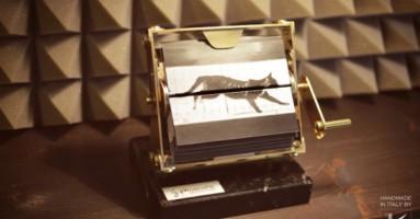 Analogni GIF-oskop sa vašom mačkom?!